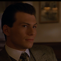 Crushing on Will Scarlett and Lucky Luciano